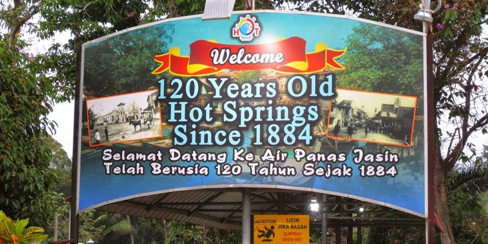 Jasin Hot Springs