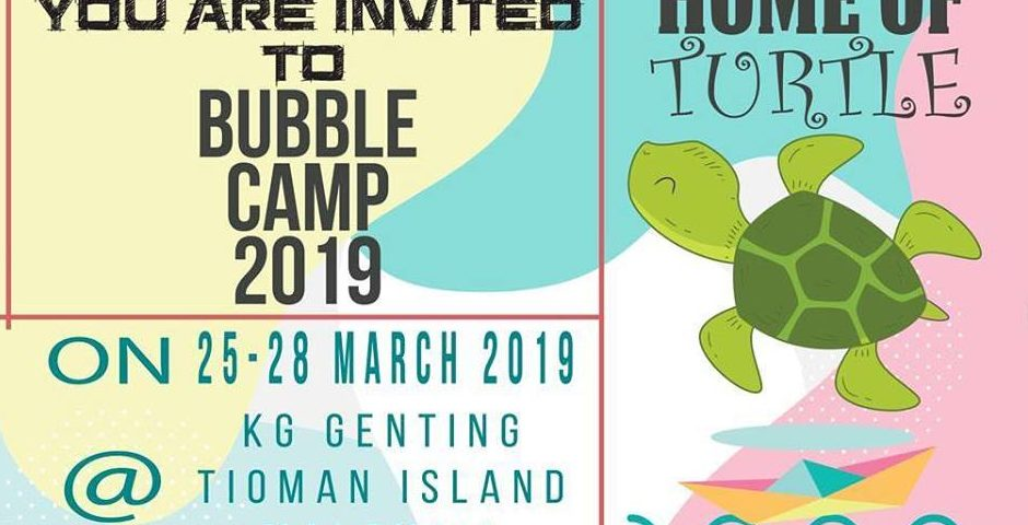 Bubble camp