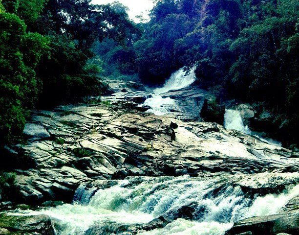Chamang Waterfall