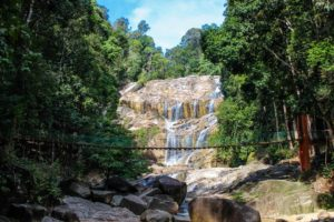 Sungai Pandan Waterfall
